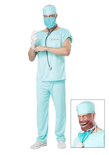 Disfraz de Dr. Bloodbath para adulto