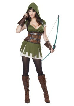 Disfraz para mujer Miss Robin Hood