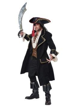 Disfraz Capitán Pirata deluxe para adulto