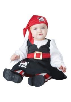 Disfraz infantil de pirata pequeño