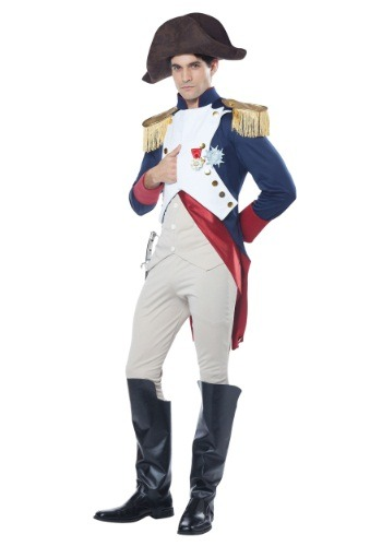 Disfraz de Napoleón adulto