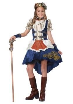 Disfraz de Steampunk de niña