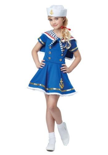 Disfraz de Sunny Sailor para niña