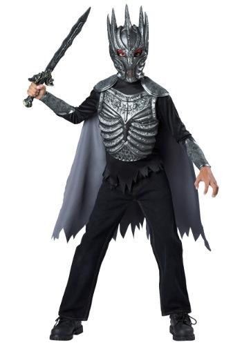 Disfraz de Dark Lord para niño