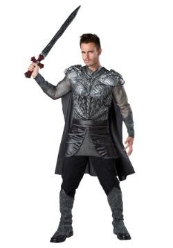Disfraz de caballero medieval oscuro