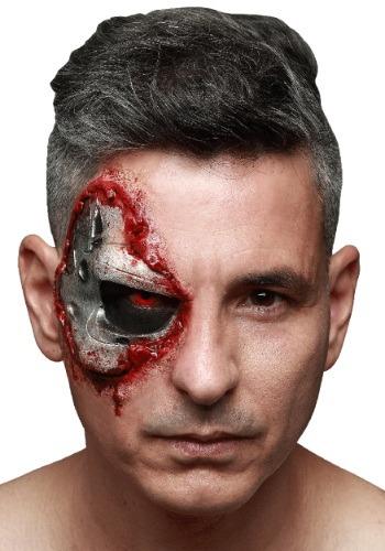 Aplicación de látex de endoesqueleto de Terminator