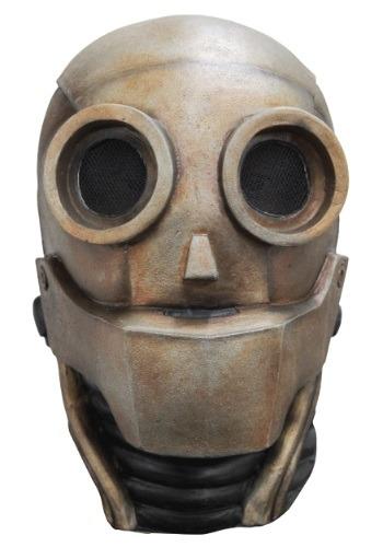 Máscara Robot 1.0