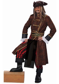 Disfraz del Capitán John Longfellow