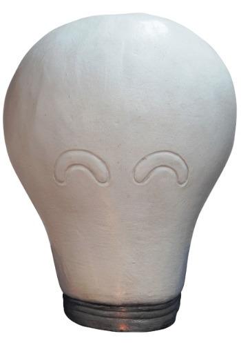 Máscara de bombilla de luz