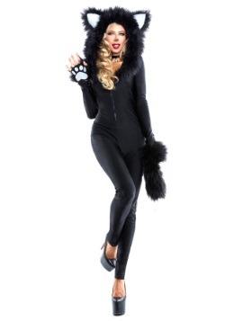 Disfraz para mujer Furry Feline