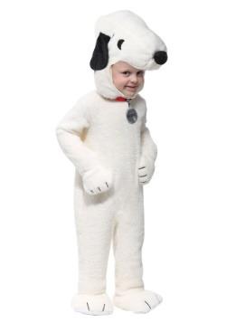 Disfraz de Snoopy Super Deluxe para niño pequeño
