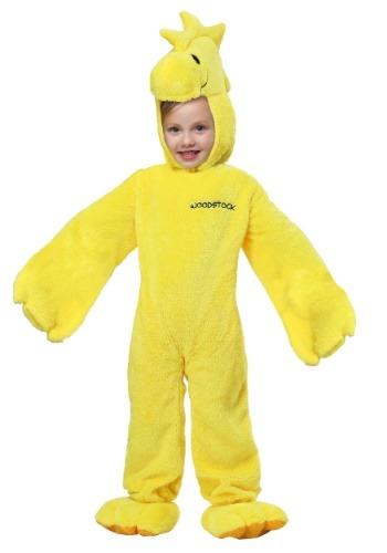 Super Deluxe Disfraz de Woodstock para niño pequeño