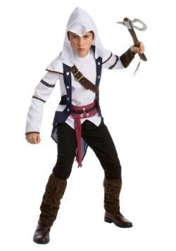 Assessins Creed: Disfraz clásico de Connor adolescente