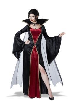 Disfraz de vampiro clásico talla extra