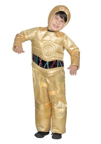 Disfraz infantil  Deluxe C-3PO