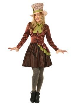 Disfraz de Mad Haddie para mujer
