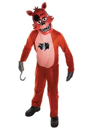 Disfraz infantil de Foxy de Five Nights at Freddy's
