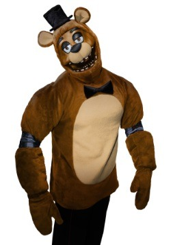 Disfraz de Freddy para adulto de Five Nights at Freddy's