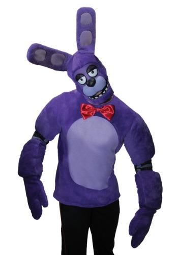 Disfraz de Bonnie adulto de FNAF