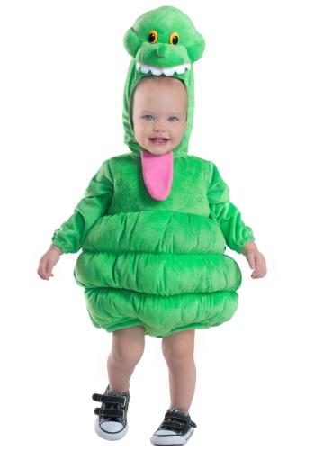 Disfraz infantil deluxe de Slimer