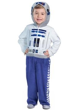 Disfraz deluxe de R2D2 para niños pequeños