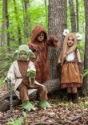 Disfraz de Chewbacca Deluxe para niños pequeños