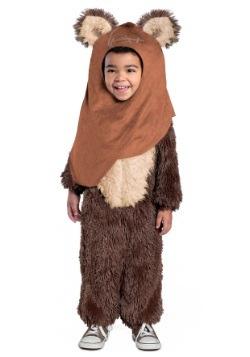 Disfraz Deluxe Wicket / Ewok para niños pequeños