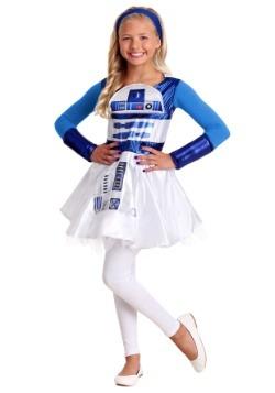 Vestido de la Guerra de las Galaxias R2D2 para niñas
