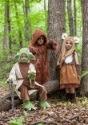 Vestido la Guerra de las Galaxias para niñas