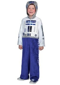 Disfraz infantil deluxe de R2D2