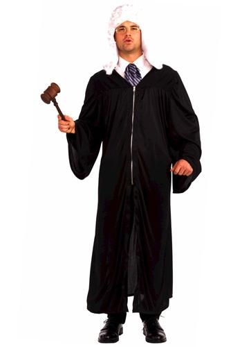 Disfraz de juez para adulto