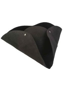 Sombrero de pirata de tricornio deluxe