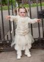 Disfraz para niña de momia