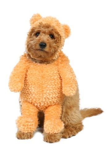 Disfraz para perro de osito