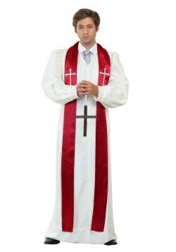 Sotana de sacerdote para adulto