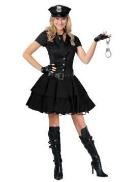 Disfraz de policía lúdica para mujer