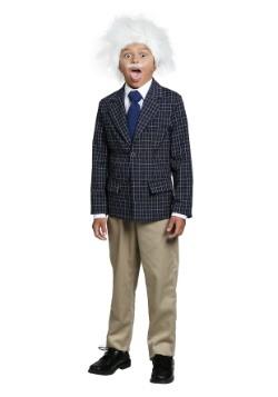 Disfraz infantil de Einstein