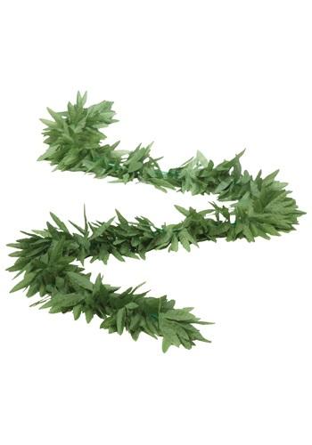 Boa de hojas verdes