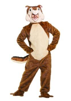 Disfraz de ardilla listada