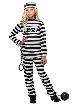 Disfraz de prisionera para niñas
