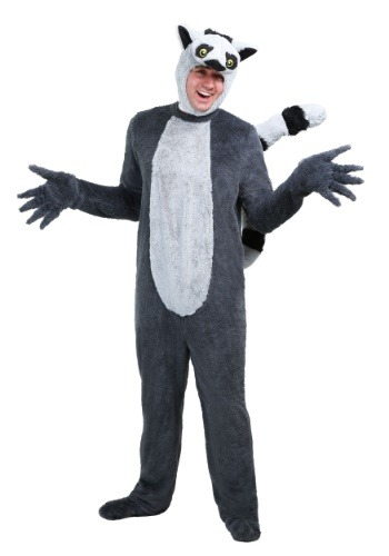 Disfraz de Lemur adulto