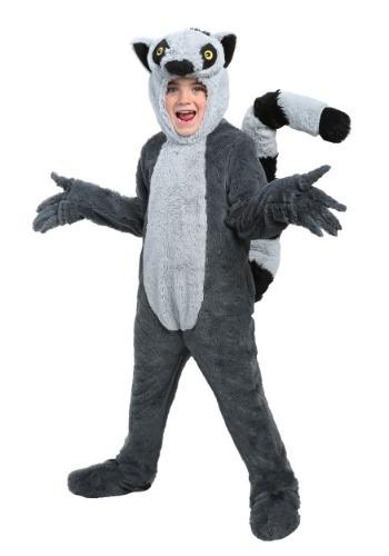 Disfraz de lémur infantil