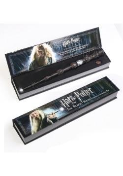Varita con luz de Dumbledore