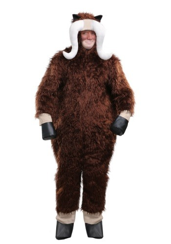 Disfraz de adulto de Muskox