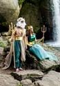 Disfraz de Sirena de mar para mujer