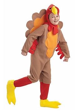 Disfraz de pavo para niños
