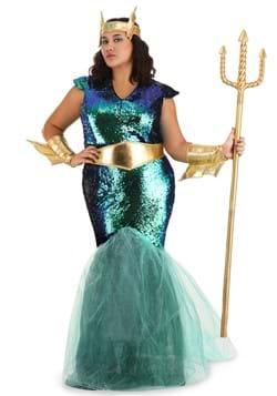 Sirena de mar para mujer