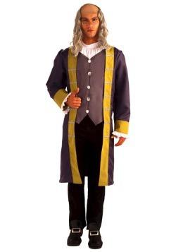 Disfraz de Benjamin Franklin para adulto