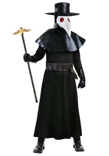 Disfraz de médico adulto de la peste