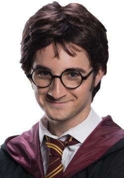 Set de peluca y tatuaje para adultos Harry Potter